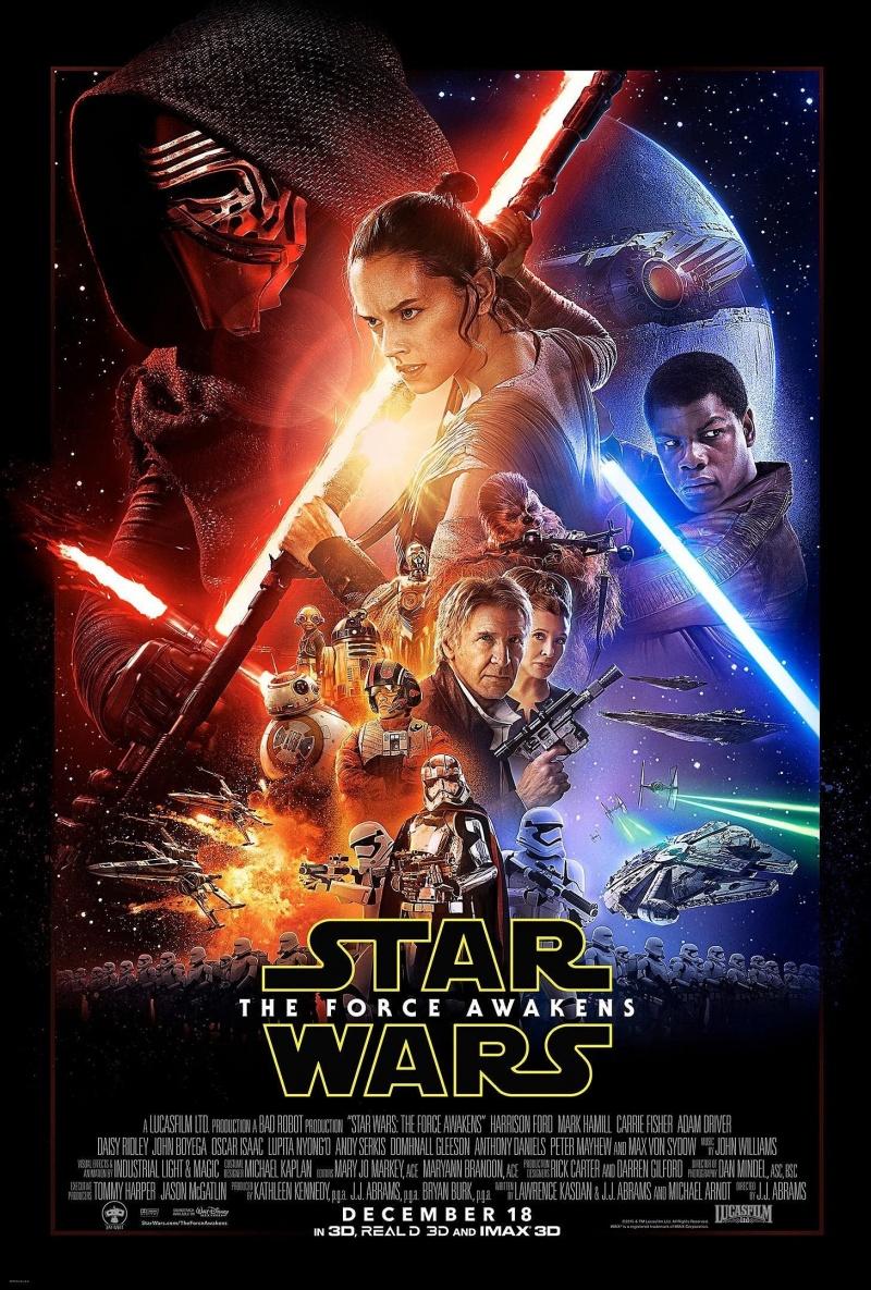 Звездные войны: Эпизод 7 – Пробуждение силы. Обложка с сайта imagepost.ru