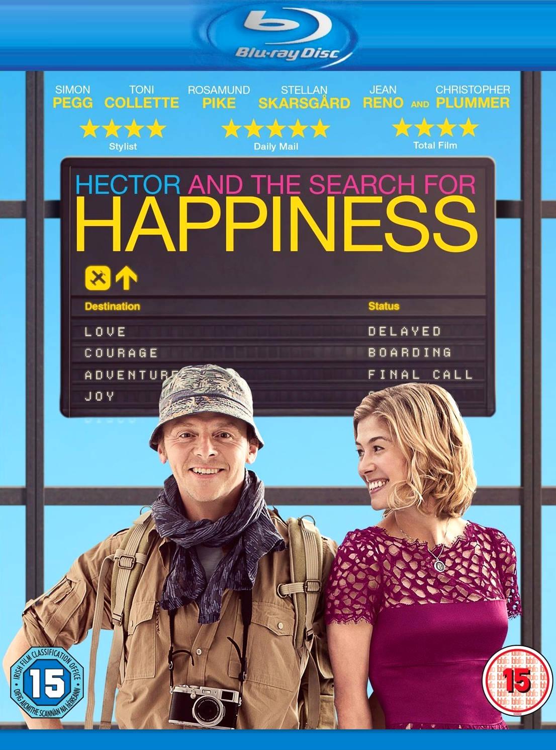 Путешествие Гектора в поисках счастья. Обложка с сайта kinopoisk.ru