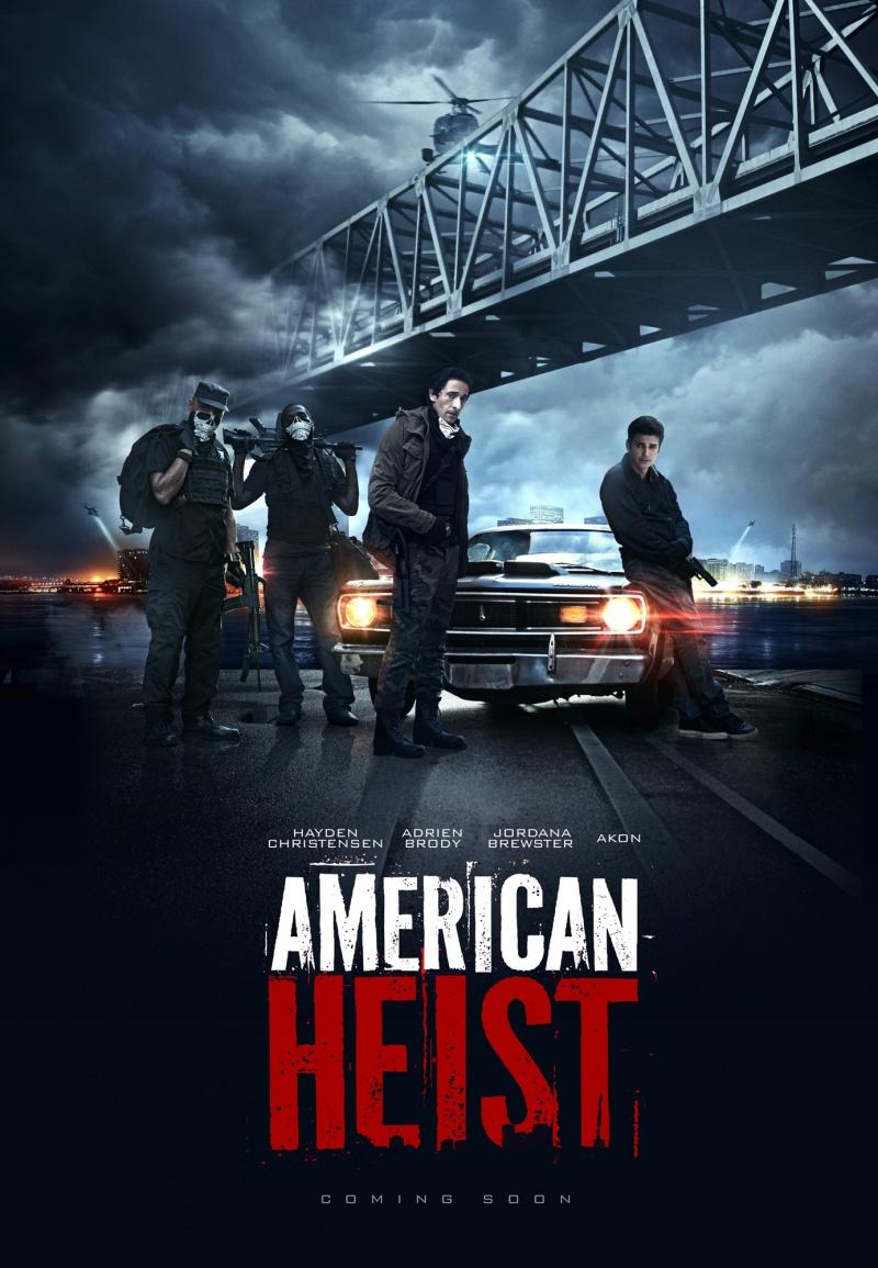 Ограбление по-американски. Обложка с сайта kino-govno.com