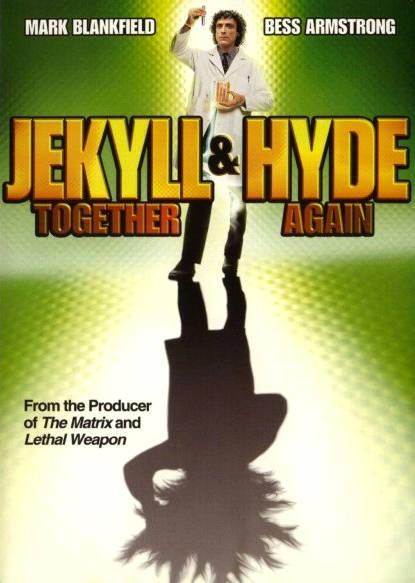 Джекилл и Хайд... Снова вместе. Обложка с сайта imagepost.ru
