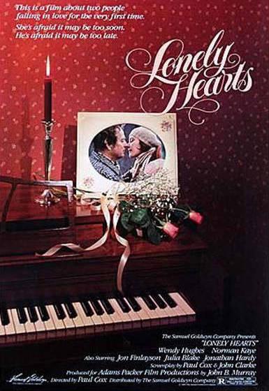 Одинокие сердца. Обложка с сайта imageshost.ru