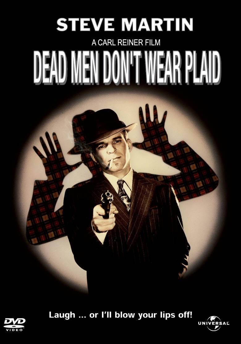 Мертвые пледов не носят. Обложка с сайта kino-govno.com