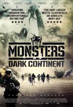 Монстры 2: Темный континент. Обложка с сайта bolero.ru
