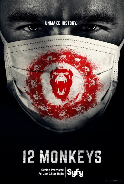12 обезьян. Обложка с сайта keep4u.ru