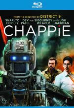 Робот по имени Чаппи. Обложка с сайта kino-govno.com