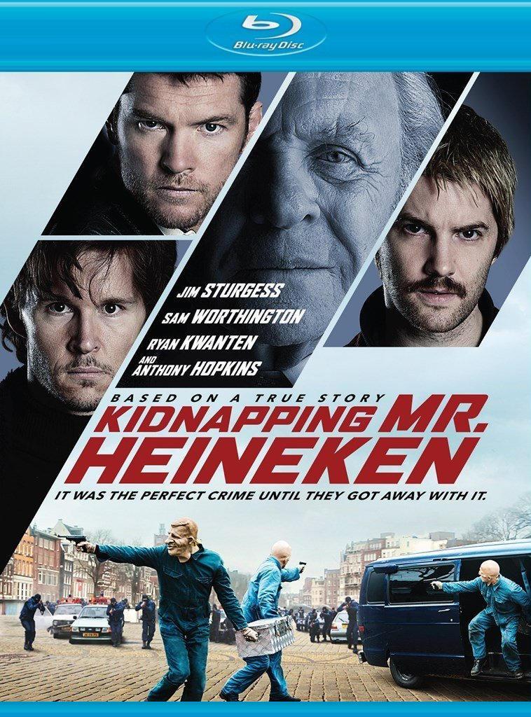 Похищение Фредди Хайнекена. Обложка с сайта kino-govno.com