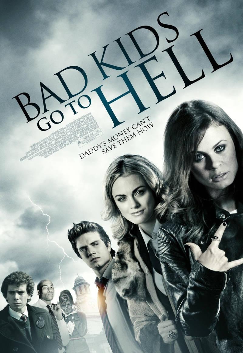 Плохие дети отправляются в ад. Обложка с сайта keep4u.ru