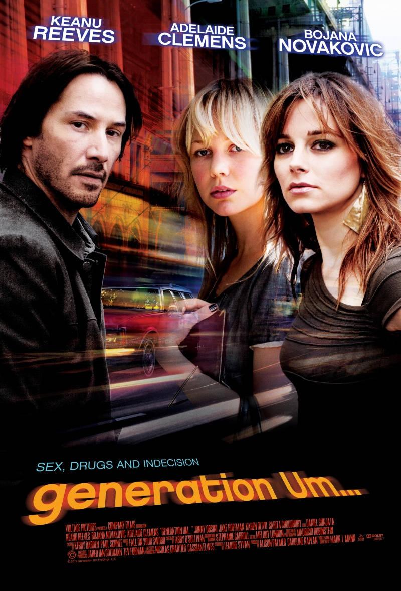 Трое в Нью-Йорке. Обложка с сайта kino-govno.com