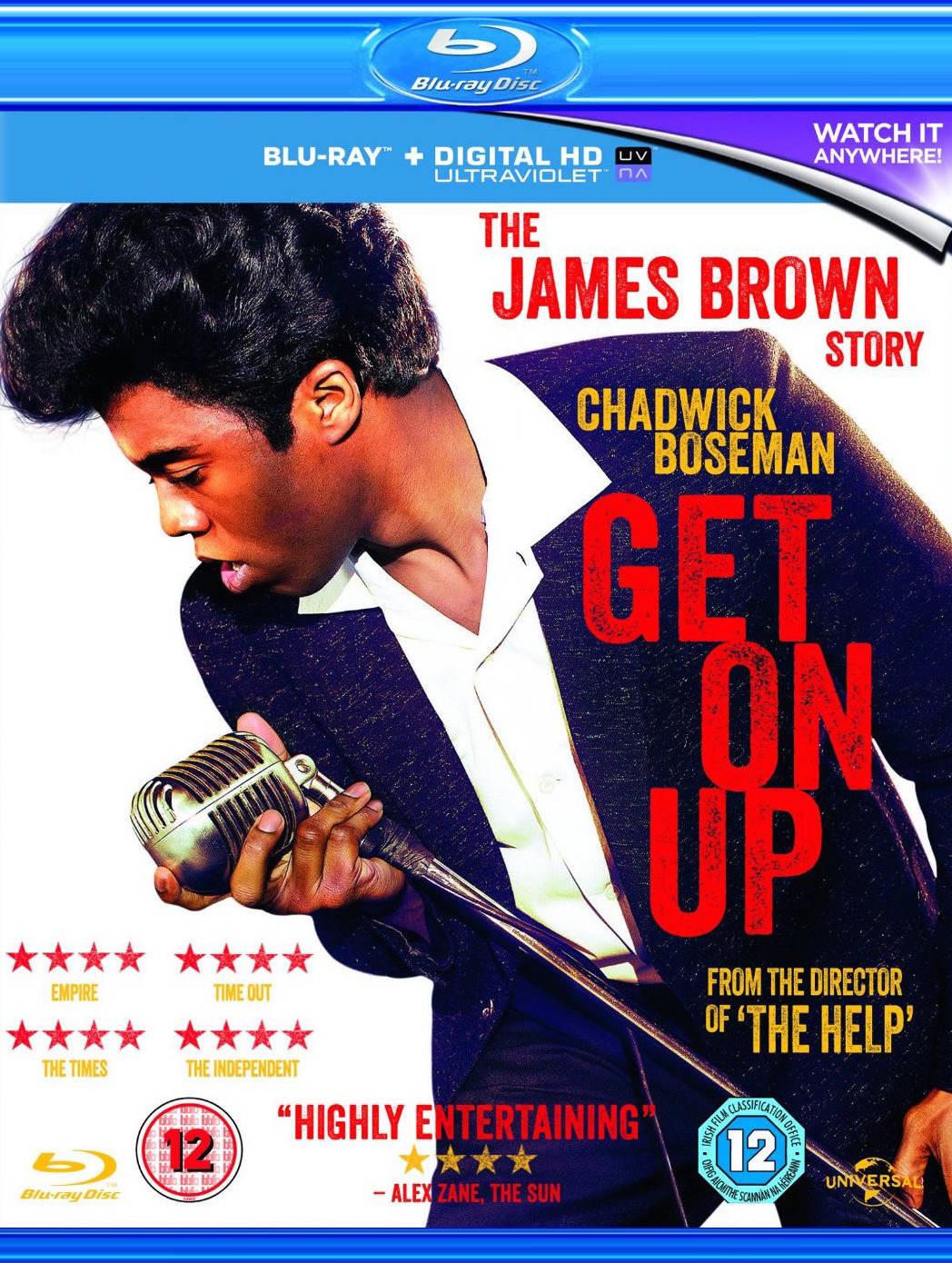 Джеймс Браун: Путь наверх. Обложка с сайта kino-govno.com