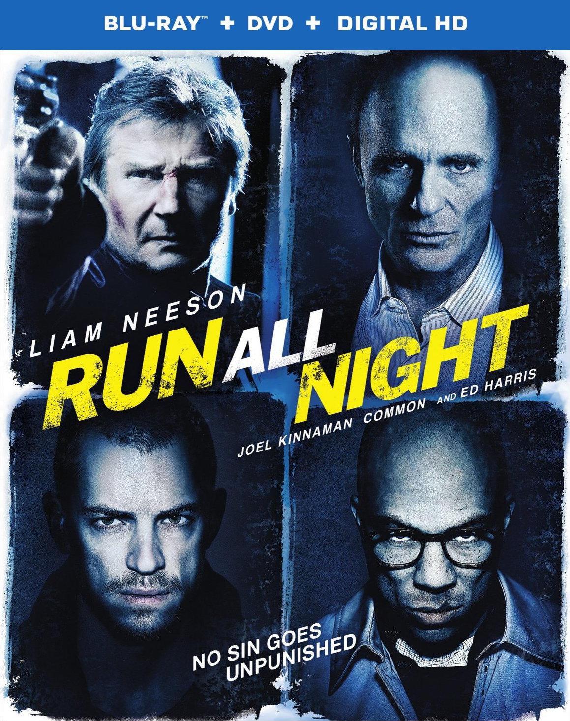 Ночной беглец. Обложка с сайта kino-govno.com