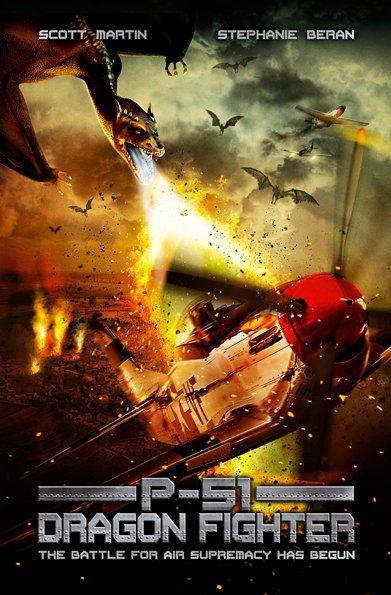 P-51: Истребитель драконов. Обложка с сайта kinopoisk.ru