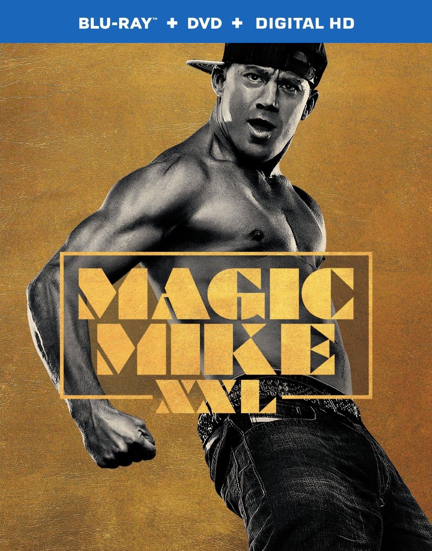 Супер Майк XXL. Обложка с сайта ipicture.ru
