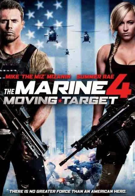 Морской пехотинец 4. Обложка с сайта kino-govno.com