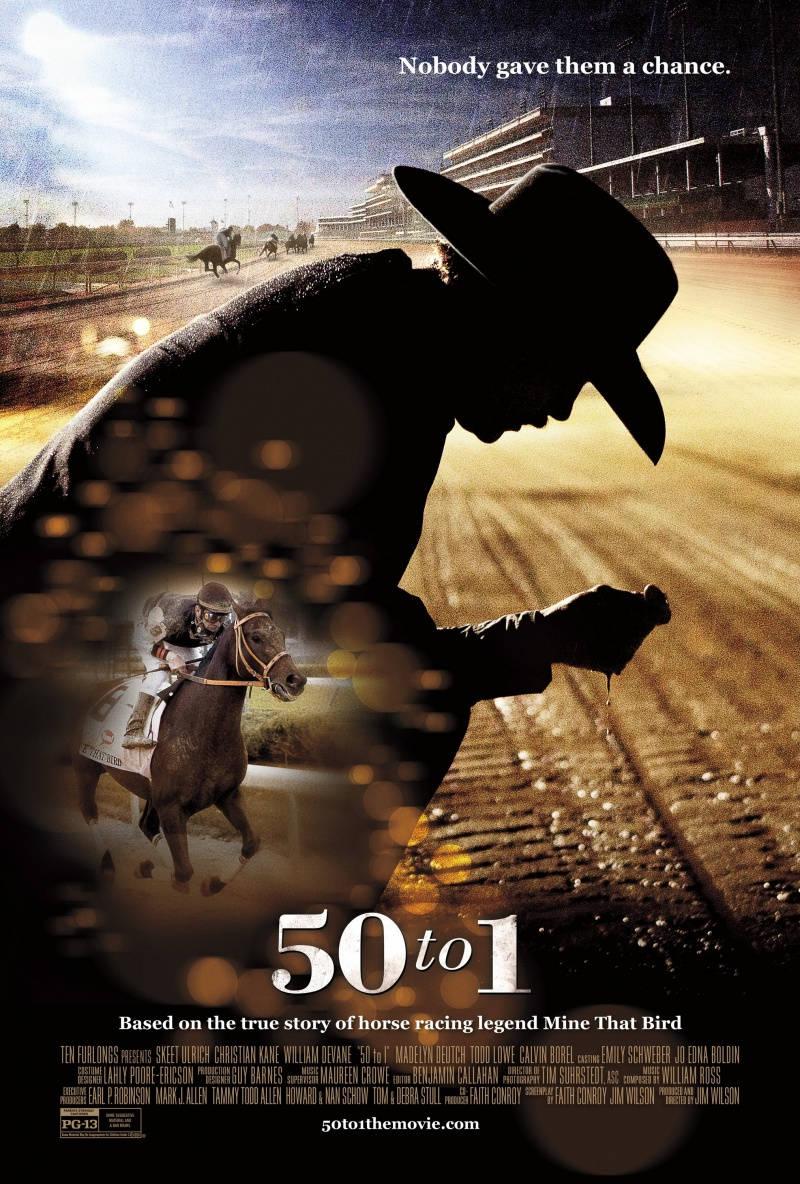 Пятьдесят к одному. Обложка с сайта kino-govno.com