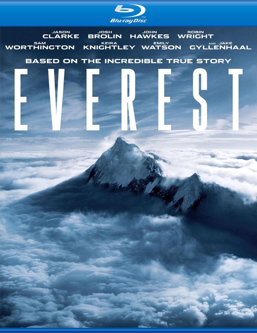Эверест. Обложка с сайта imagepost.ru