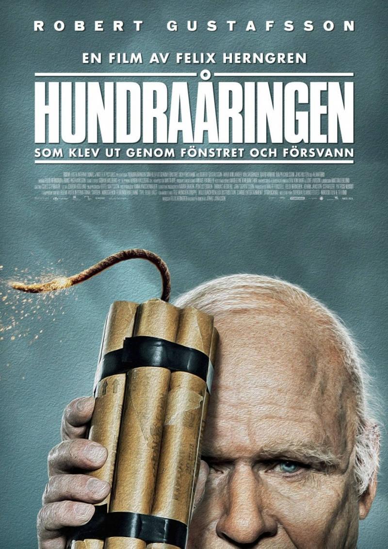 Столетний старик, который вылез в окно и исчез. Обложка с сайта imagepost.ru