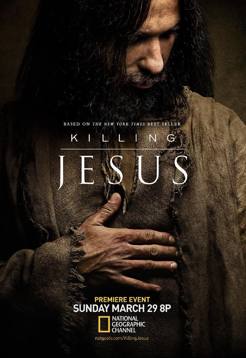 Убийство Иисуса (ТВ). Обложка с сайта imagepost.ru