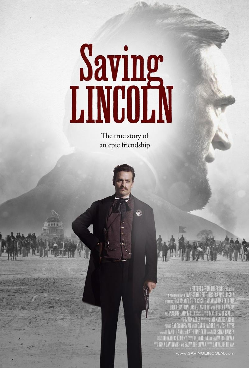 Спасение Линкольна. Обложка с сайта ipicture.ru