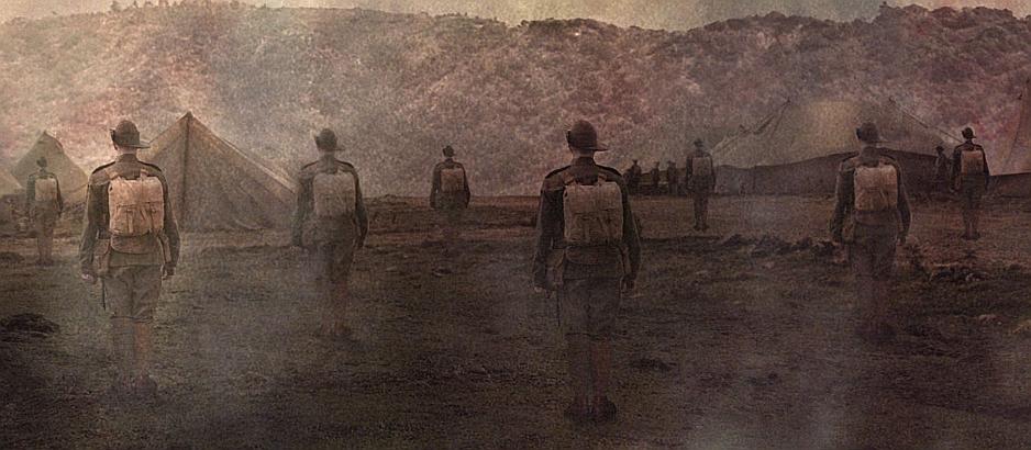 Галлиполийская история. Обложка с сайта kino-govno.com