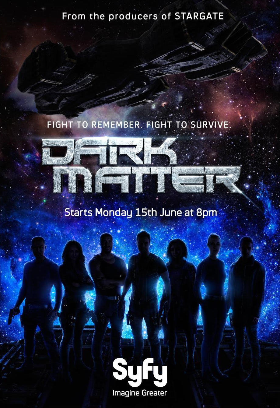 Тёмная материя . Обложка с сайта imagepost.ru