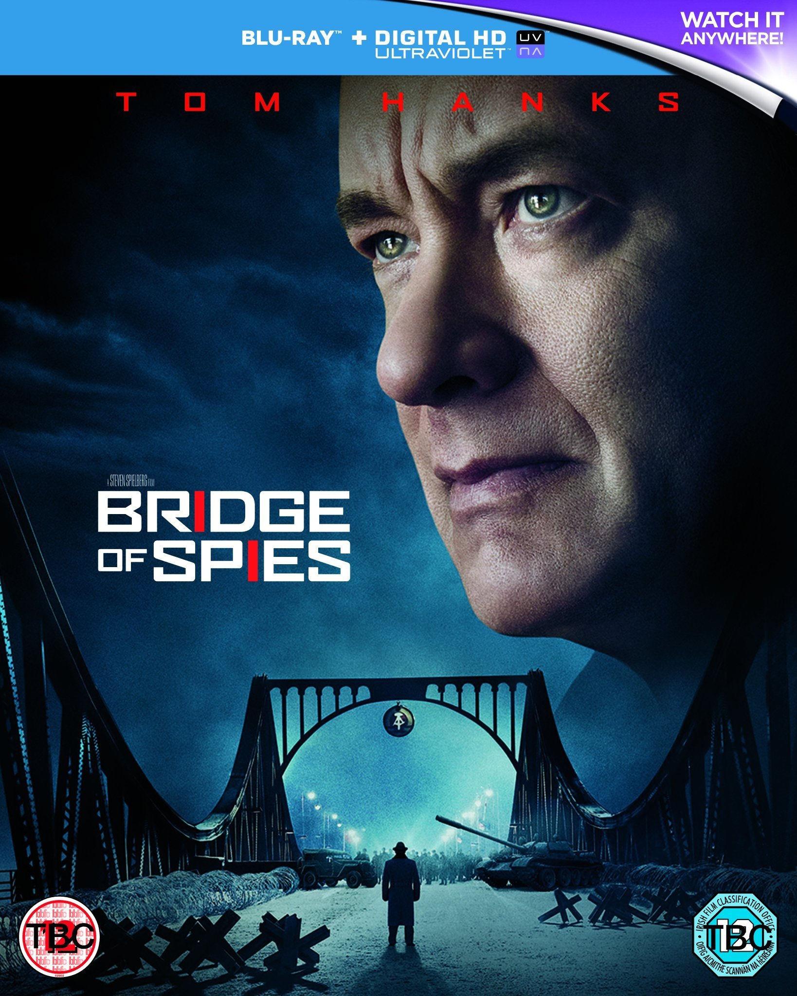 Шпионский мост. Обложка с сайта kino-govno.com