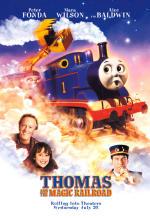 Томас и волшебная железная дорога. Обложка с сайта imagepost.ru