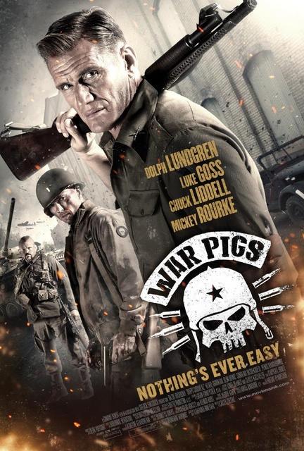 Боевые свиньи. Обложка с сайта keep4u.ru