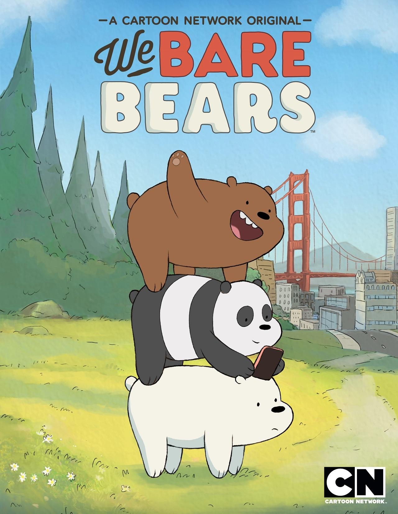 Мы обычные медведи. Обложка с сайта imagepost.ru