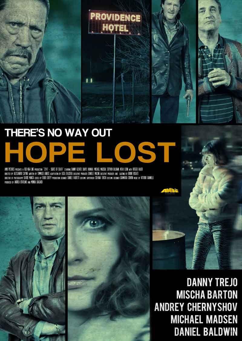 Потеря надежды. Обложка с сайта kinopoisk.ru