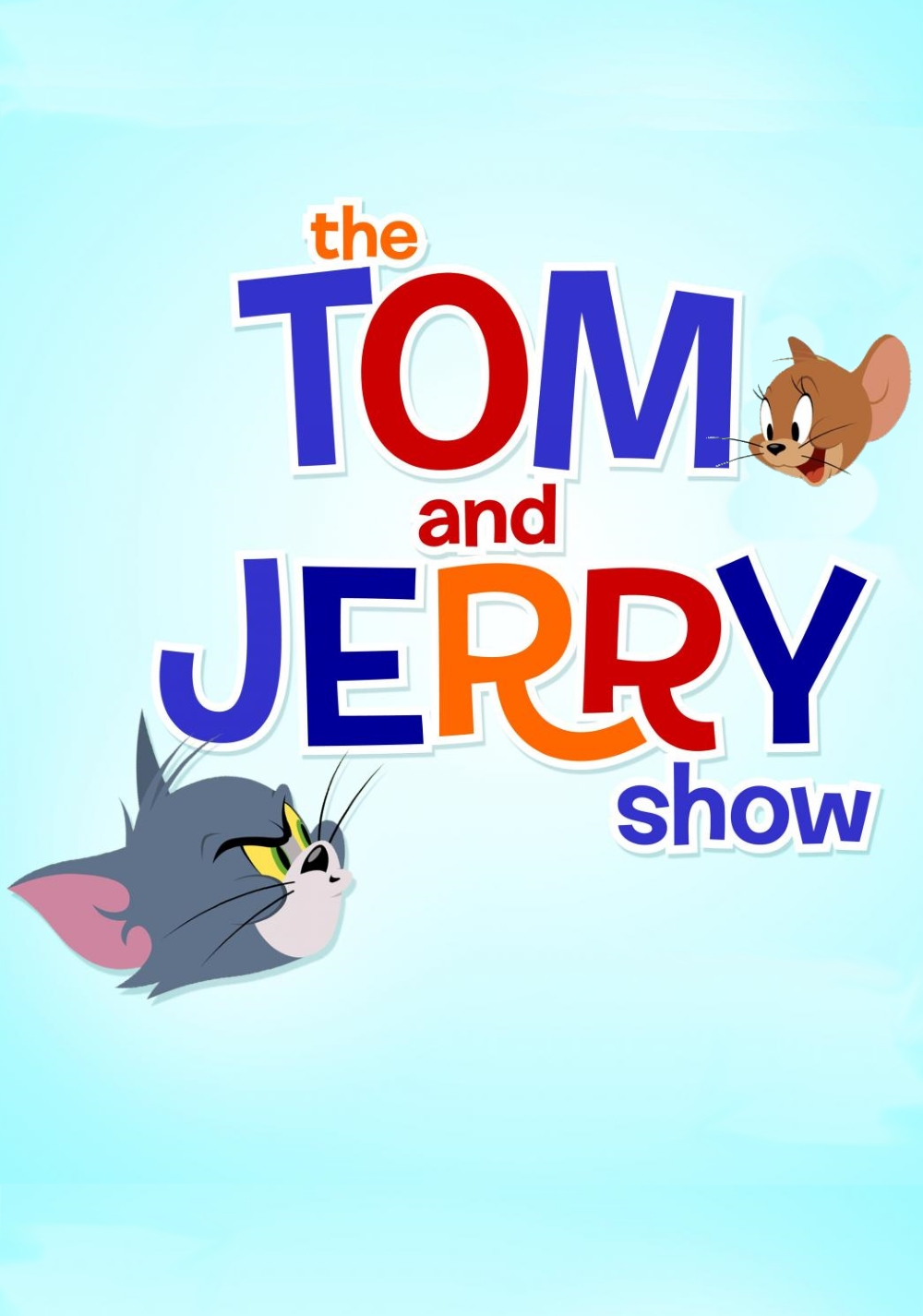 Шоу Тома и Джерри. Обложка с сайта imageshost.ru