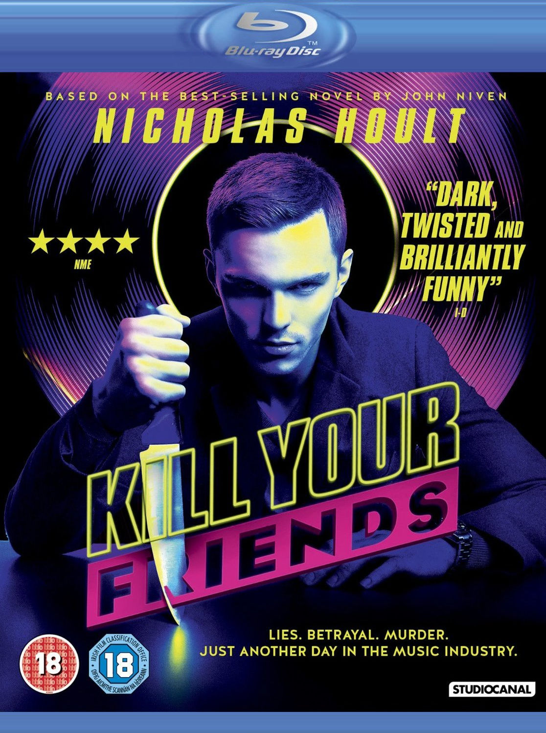 Убей своих друзей. Обложка с сайта kinopoisk.ru