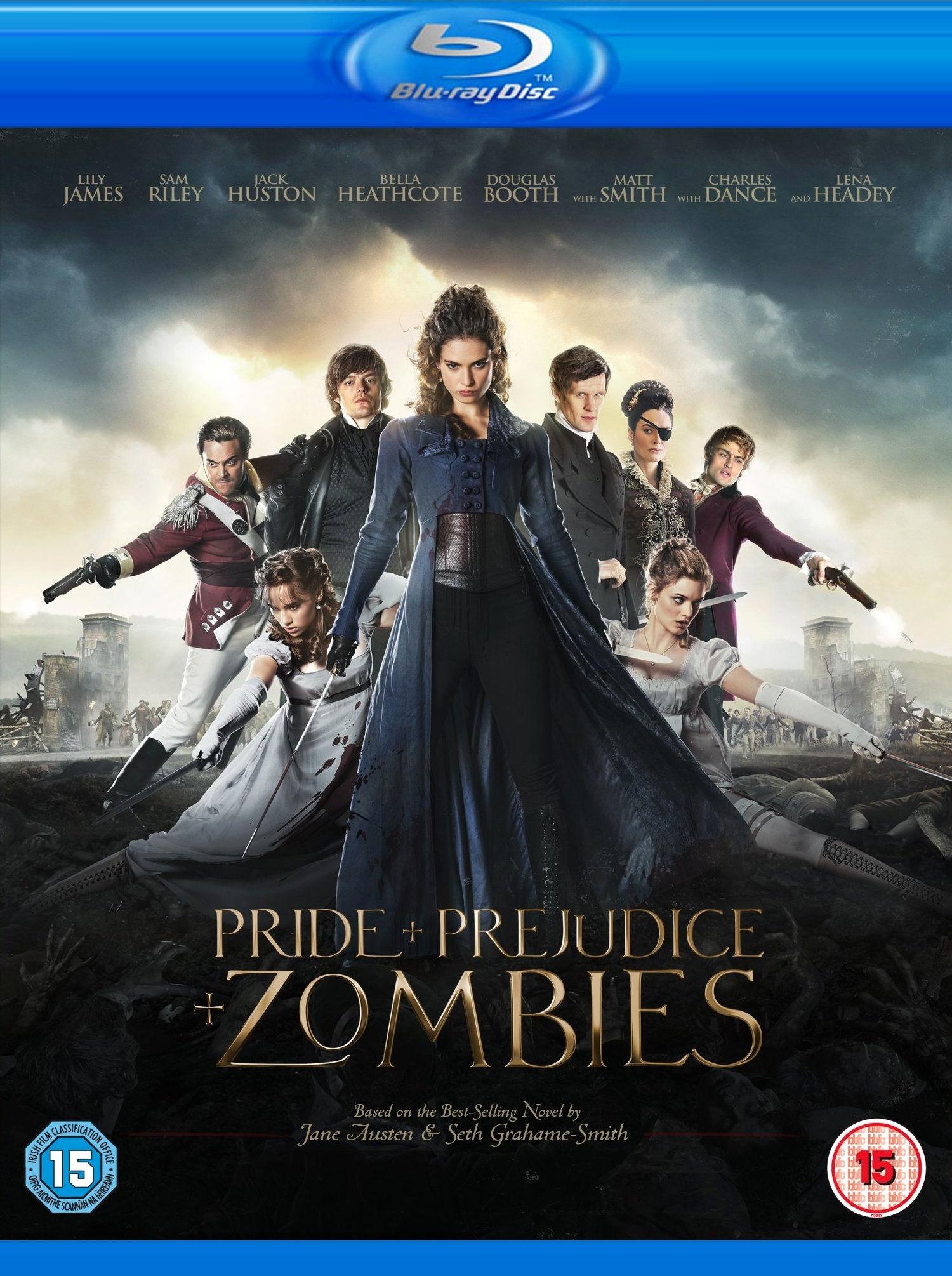 Гордость, предубеждение и зомби. Обложка с сайта imagepost.ru