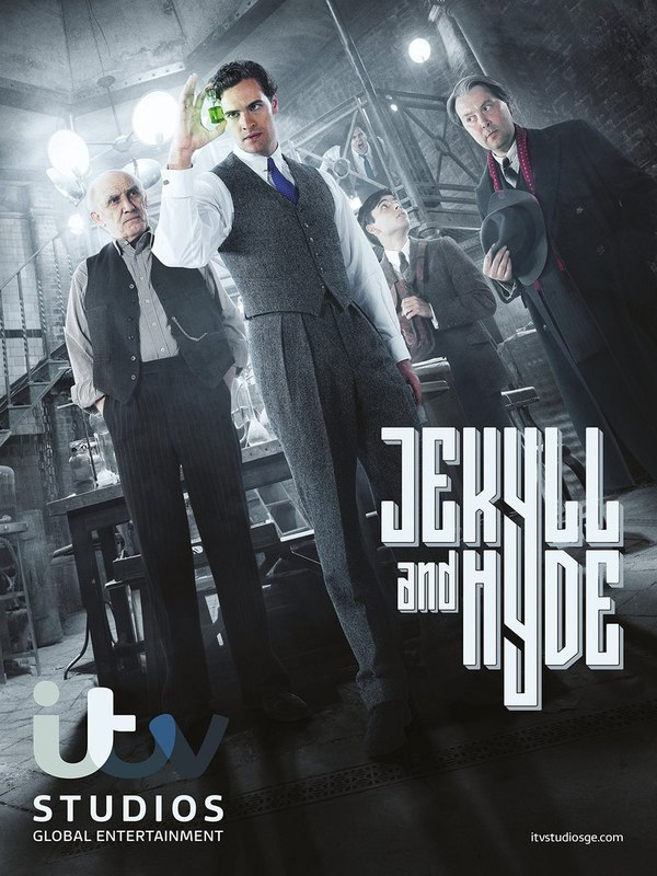 Джекилл и Хайд. Обложка с сайта kinopoisk.ru