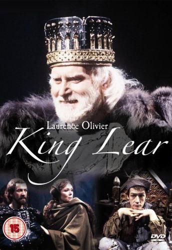 Король Лир. Обложка с сайта ozon.ru