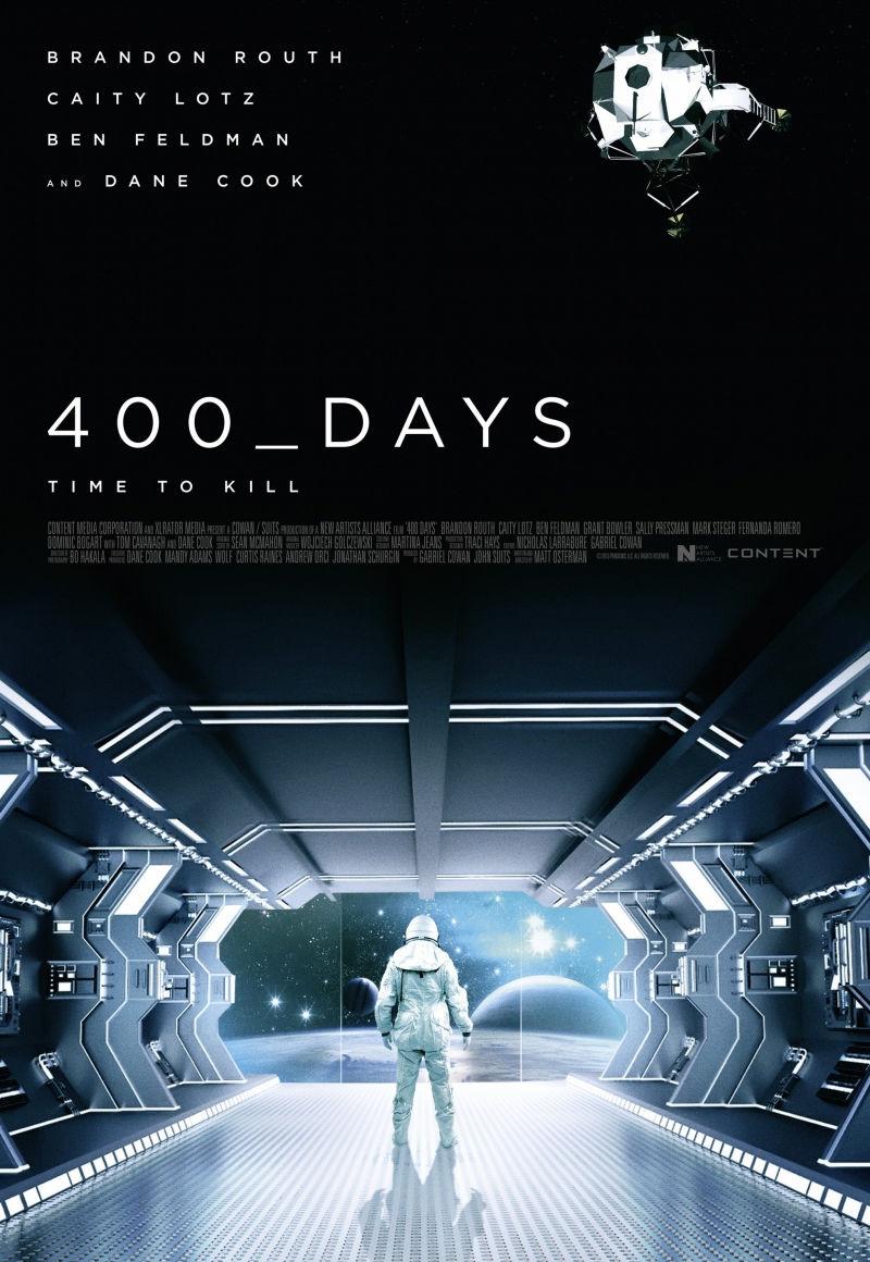 400 дней. Обложка с сайта kinopoisk.ru