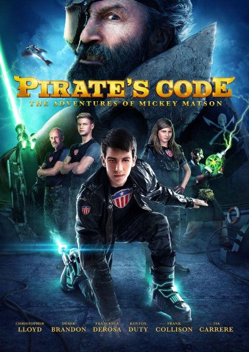 Кодекс пирата: Приключения Микки Мэтсона. Обложка с сайта imageshost.ru