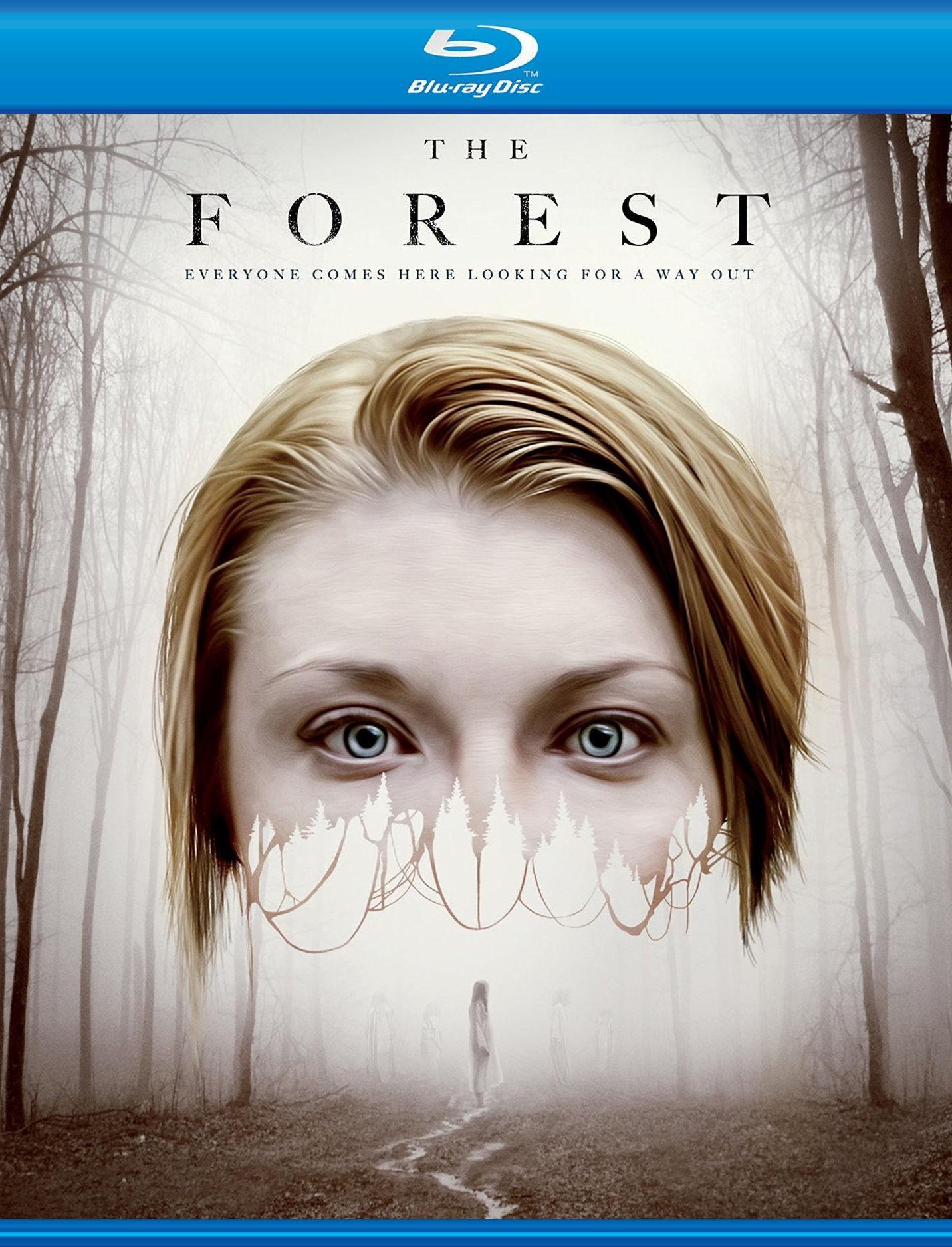 Лес призраков. Обложка с сайта imageshost.ru