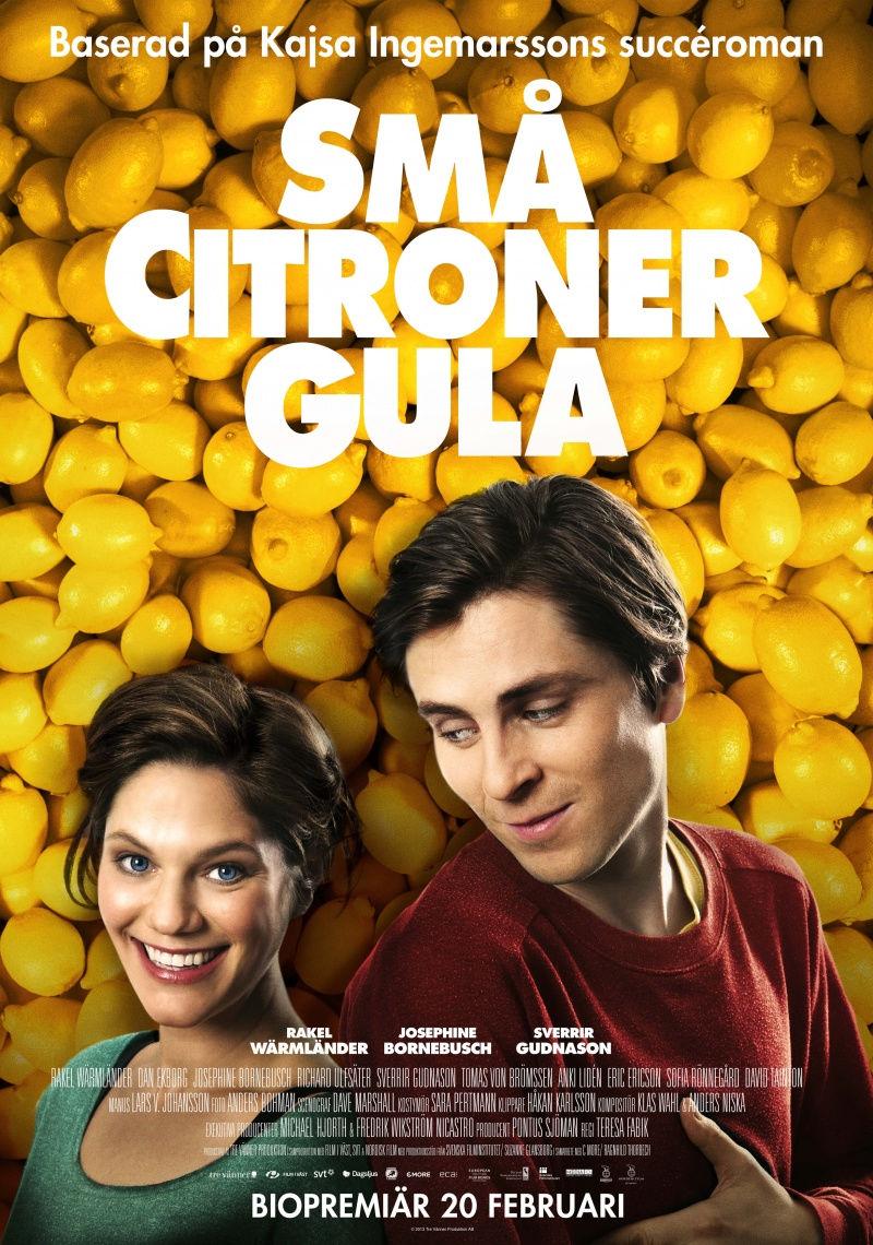 Любовь и лимоны. Обложка с сайта bolero.ru