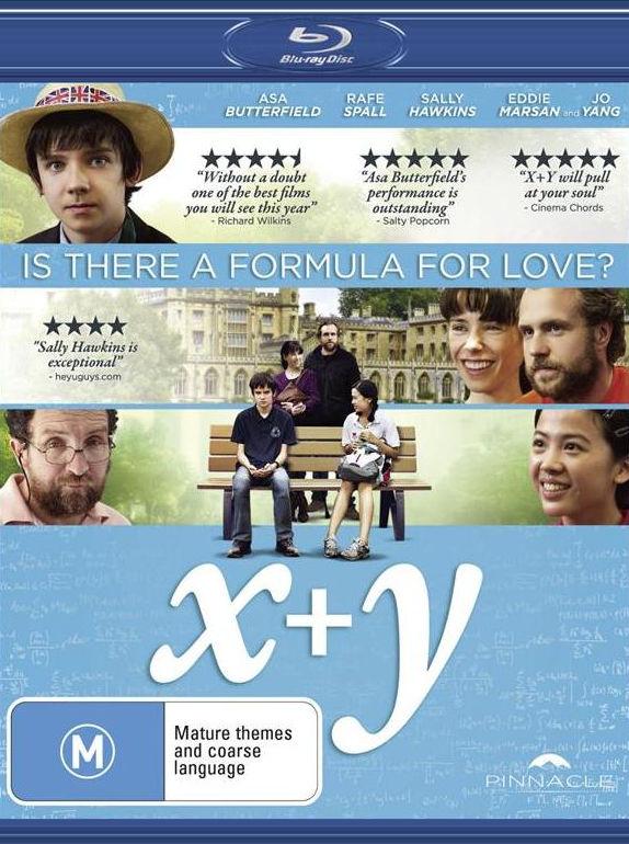 X+Y. Обложка с сайта kinopoisk.ru