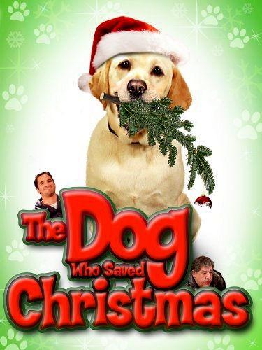 Собака, спасшая Рождество. Обложка с сайта kinopoisk.ru