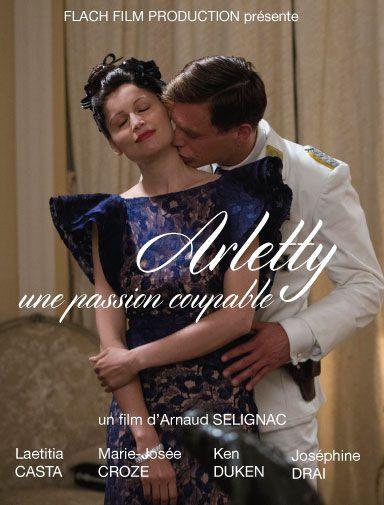Арлетти. Преступная страсть. Обложка с сайта bolero.ru