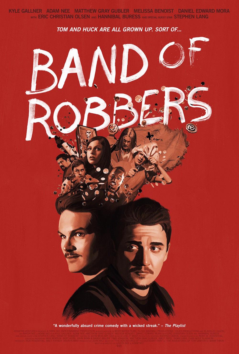 Банда грабителей. Обложка с сайта imagepost.ru
