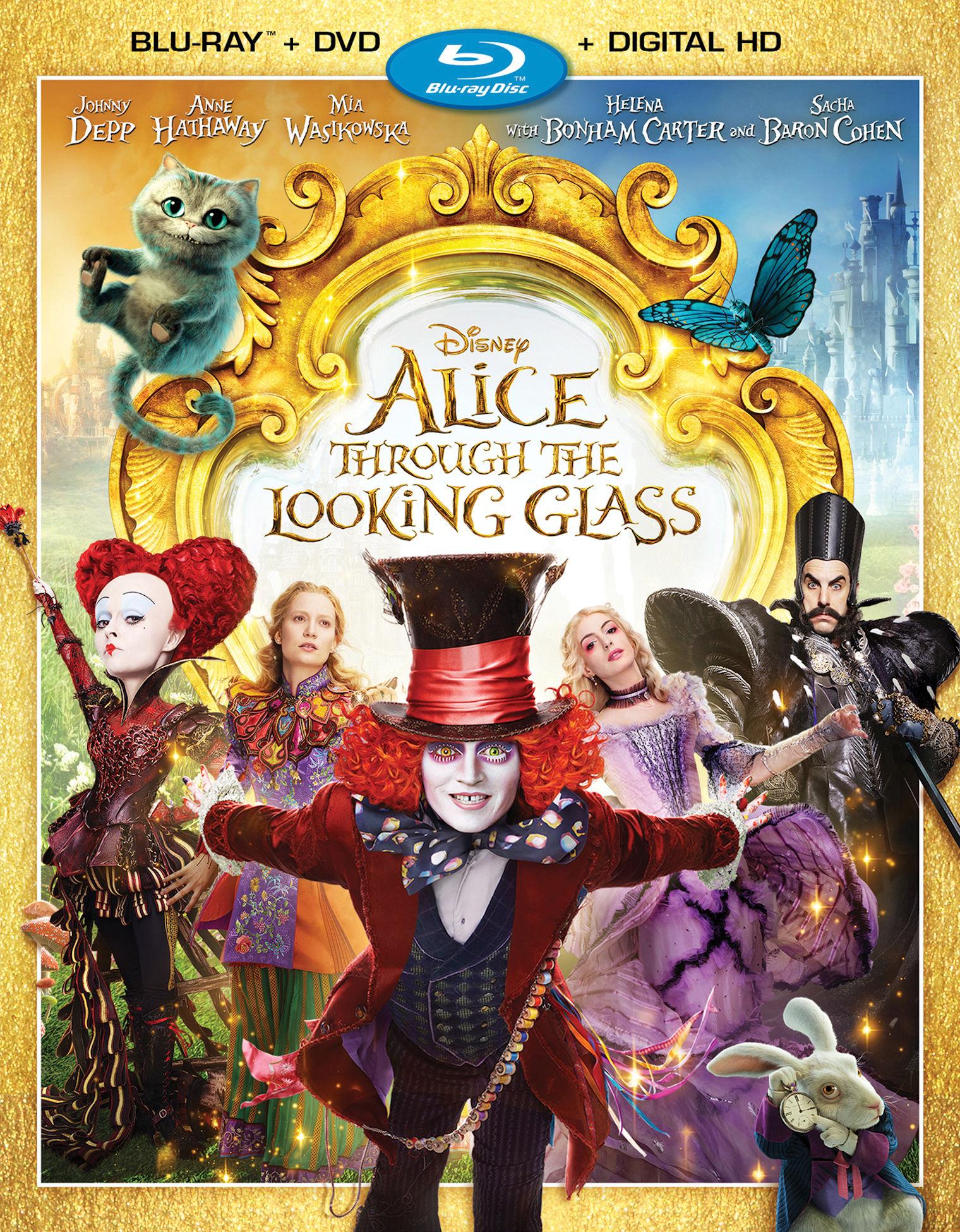Алиса в Зазеркалье. Обложка с сайта bolero.ru