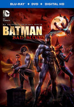 Бэтмен: Дурная кровь. Обложка с сайта ipicture.ru