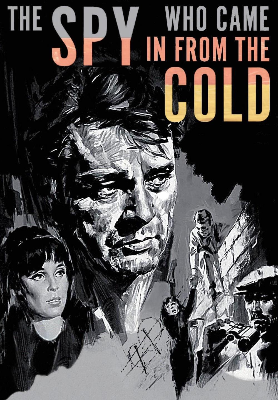 Шпион, пришедший с холода. Обложка с сайта imagepost.ru