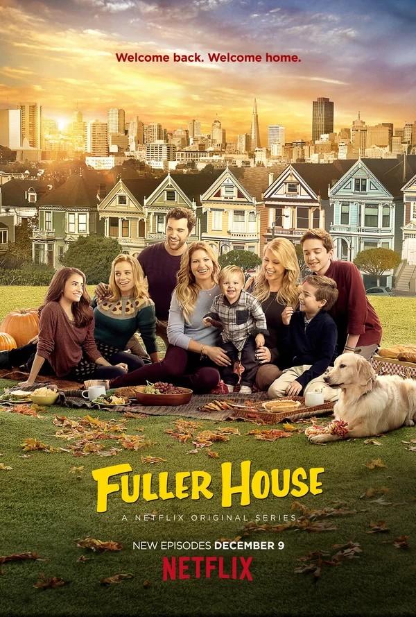 Более полный дом. Обложка с сайта kino-govno.com