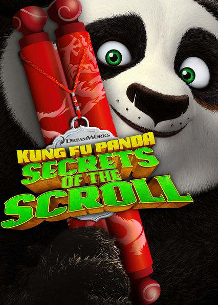 Кунг-Фу Панда: Загадки свитка. Обложка с сайта kino-govno.com