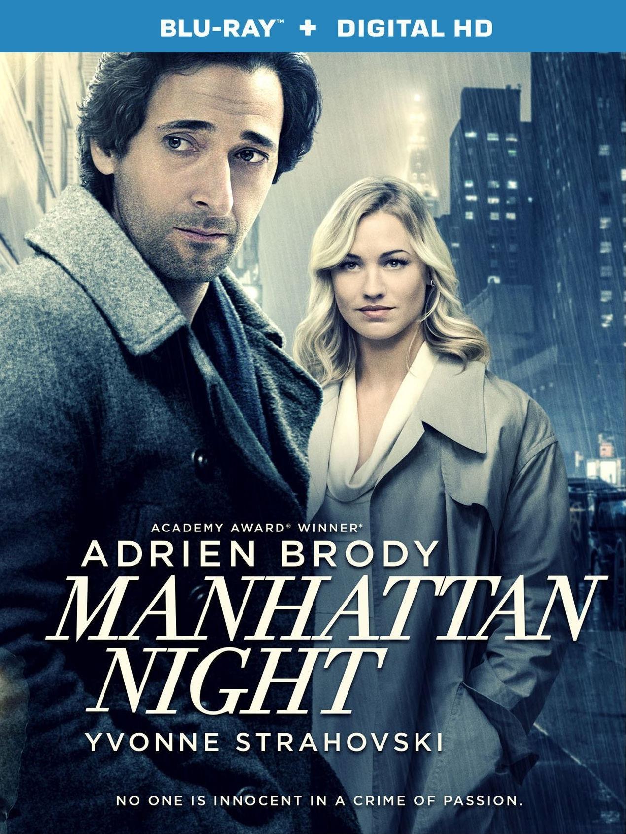 Манхэттенская ночь. Обложка с сайта kino-govno.com