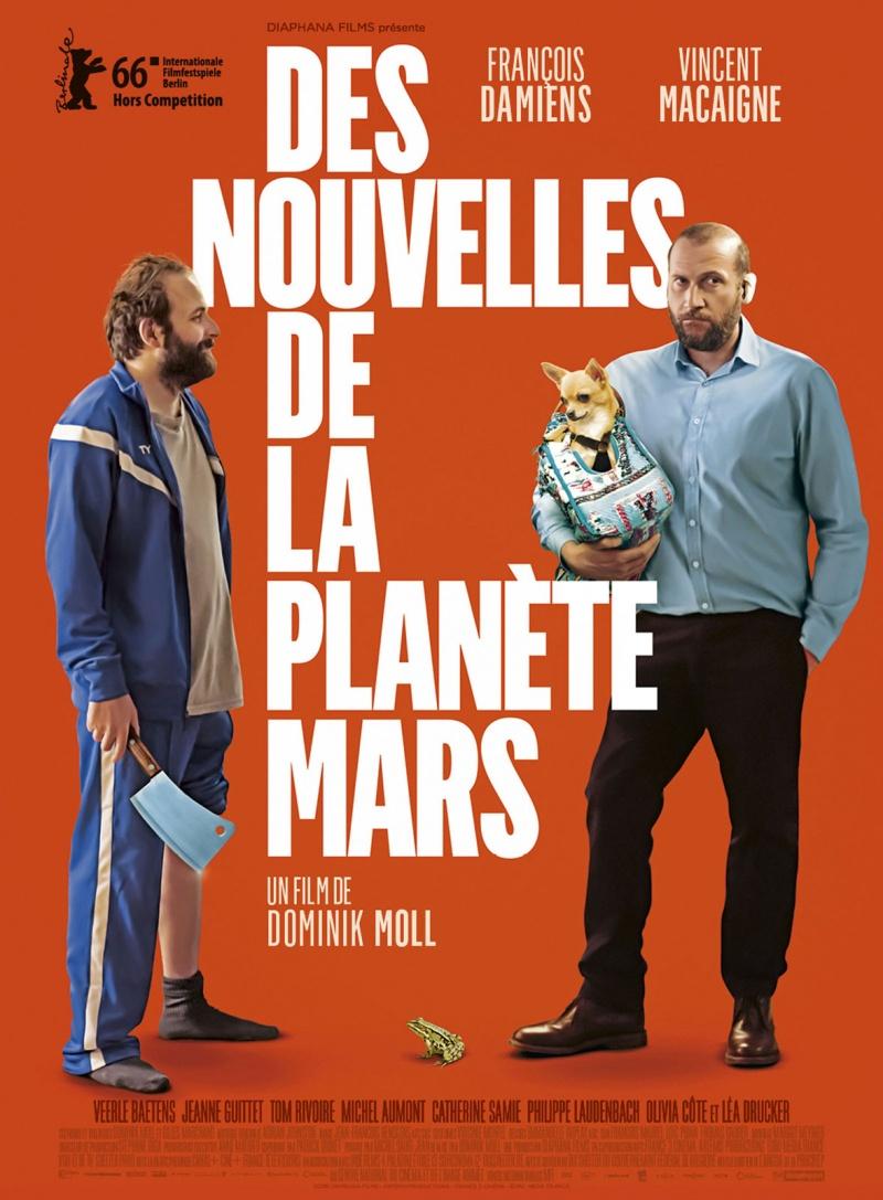 Новости с планеты Марс. Обложка с сайта radikal.ru