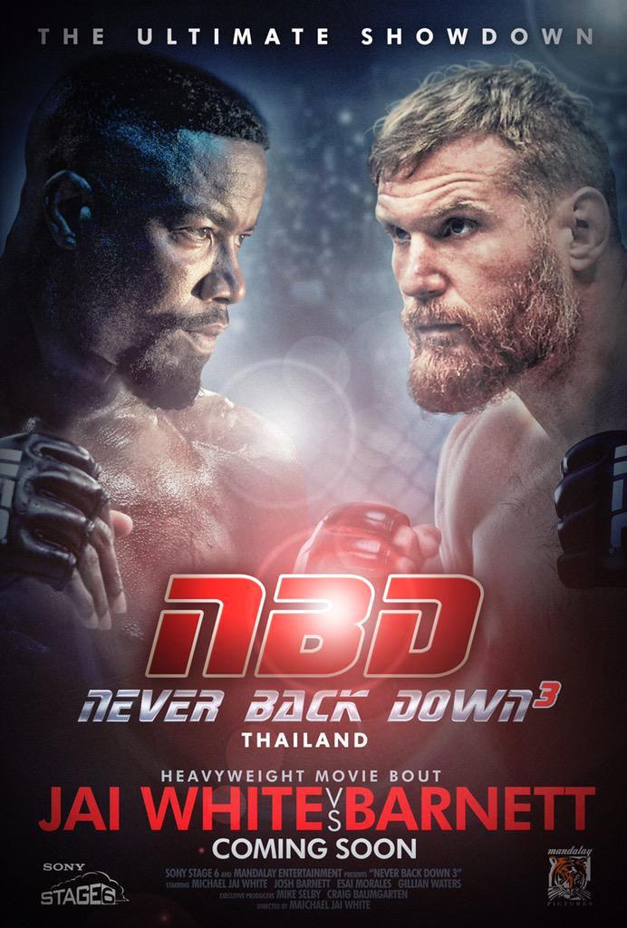 Никогда не сдавайся 3. Обложка с сайта bolero.ru